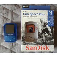 Sandisk clip sport plus 16 gb