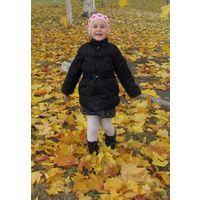 Пальто Childrensplace 5-6 лет