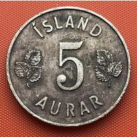 120-05 Исландия, 5 эйре 1946 г.