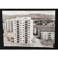 Зуль. Германия. ГДР. Виды городов. Чистая #0195-V1P98