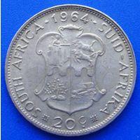 6575:  20 центов 1964 ЮАР