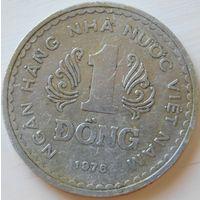 7. Вьетнам 1 донг 1976 год*