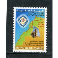 Морокко. 26 международный конгресс ассоциации автомобильного транспорта. Марракет