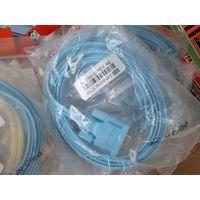Консольный кабель  cisco