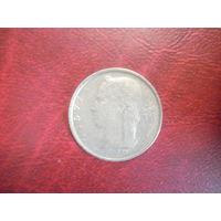 1 франк 1977 года Бельгия (Ё)