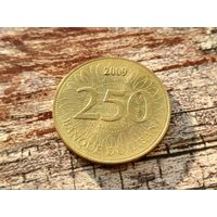 250 ливров 2003 2009 Ливан