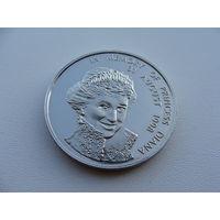 """Замбия. 1000 квача 1998 год  UC#102  """"В память о принцессе Диане"""""""