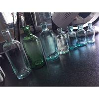 Старинные бутылочки