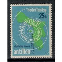 Нидерландские Антилы /1969/ Радиовещательные Корпорации
