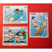 Куба 1990 спорт