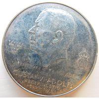 30. Швеция серебряная медаль 1950-1973*