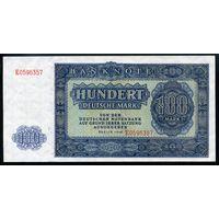 ГДР. 100 Марок 1948 года. P15b, UNC