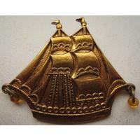 Значок Корабль Парусник