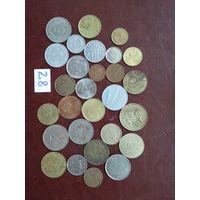 28 монет мира