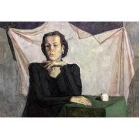 Портрет женщины в черном