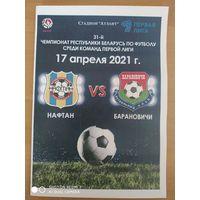 Нафтан-Барановичи-2021