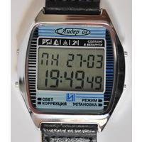 04 часы Электроника ЧН-03 с АЦНХ