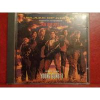 CD  -BON JOVI - BLAZE of GLORY