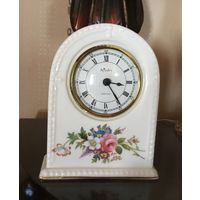 Часы Фарфор Англия Aynsley клеймо винтаж костяной фарфор