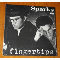 """Sparks """"Fingertips"""" (12"""" single - 1986)"""