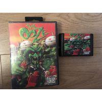 Картридж Sega/Сега 16 bit Стародел #17