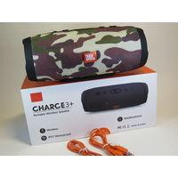 Беспроводная Bluetooth колонка JBL Charge 3 Plus