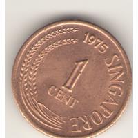 1 цент 1975 г.