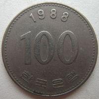 Южная Корея 100 вон 1988 г. (g)