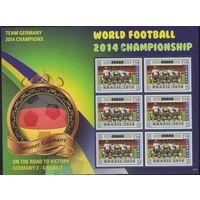 Либерия Спорт Футбол Чемпионат Мира Бразилия 2014 год
