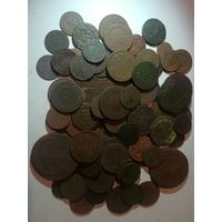 90 монет Империи без ВКЛ , начинающему коллеционеру