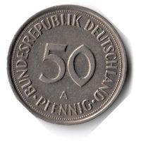 Германия. 50 пфеннигов. 1993 A