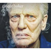 Фирменный компакт-диск Ginger Baker - Why