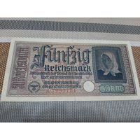 Германия 50 марок 1939-1940 оккупация