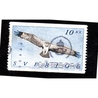 Швеция.Ми-2274. Хищные птицы.Скопа (Pandion haliaetus).2002.