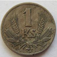 Словакия 1 крона 1941