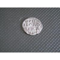 Полушка 1720 г