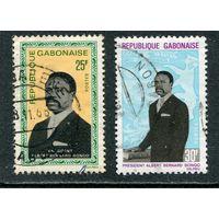 Габон. Али Бонго Ондимба, президент