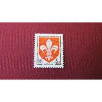 Франция 1960г. Стандарты