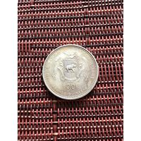 Гвинея 100 франков 1970 г. Редкость