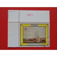 Куба 1965г. Искусство.