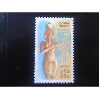 Египет 1985 статуя