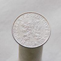 ЧССР 10 геллеров 1954
