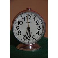 Часы Слава будильник  ( все работает )