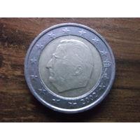 Бельгия 2 евро 2002