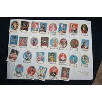 Спичечные этикетки , мультфильмы , сказки СССР