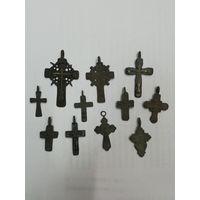 Коллекция крестиком, все с ушками