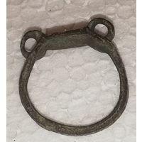 Кольцо  17 век с креплениями для шумелок