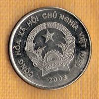 Вьетнам 500 донг 2003 / В БЛЕСКЕ
