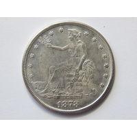 США 1 доллар 1878г Копия