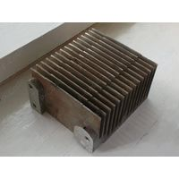Радиатор 17х9х14.5 см